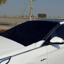 Frost Guard Windshield Cover Size Chart Car Magnet Windshield Cover Snow Cover Sunshade Ice Snow