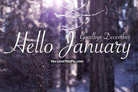 goodbye december hello january. Goodbye December Hello January For LoveThisPic