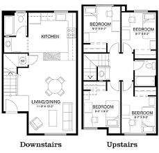 housing floor plans. Kitchen Counter Design Townhouse Floor Plans Town House Plan - Row Houses For Urban Dwellers Housing