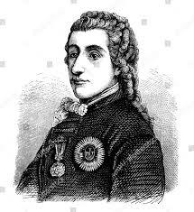 Wenzel Anton Graf Kaunitz 1711 1794 Imperial Editorial Stock Photo - Stock  Image   Shutterstock