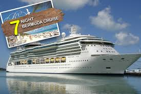 7 night bermuda cruise leaving from boston machusetts