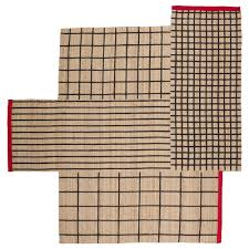 rug 250 x 250. ikea ternslev rug, flatwoven easy to vacuum thanks its flat surface. rug 250 x u