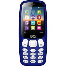 Купить Мобильный <b>телефон</b> BQ mobile <b>BQ</b>-<b>2442</b> OneL+ Dark Blue ...