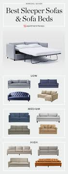 Hideaway Sofa The Top 15 Best Sleeper Sofas Sofa Beds Apartment Therapy