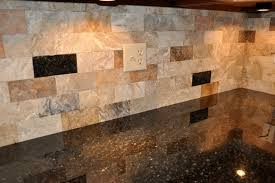 Tile Backsplashes With Granite Countertops Cool Granite Countertops And Tile Backsplash Ideas Eclectic