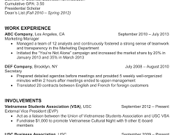 Usc Resume Usc Cover Letter Images Cover Letter Sample 21
