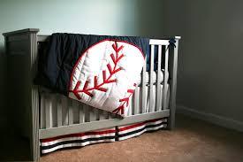 image of best design baseball crib bedding