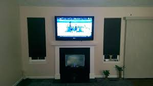 tv mounts over fireplace over fireplace above fireplace how to mount over fireplace and