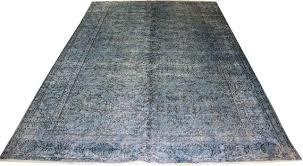 blue turkish rug prayer rugs ice