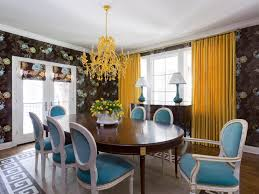Select The Perfect Dining Room Chandelier HGTV Simple Dining Room Idea Property