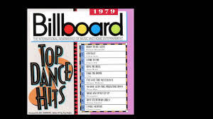 Various Artists Billboard Top Dance Hits 1979 Front Cover