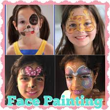 best face painting nyc kids s birthday party corporate event