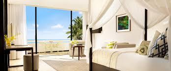 Ocean Bedroom Ocean View Luxury Hotel Room Oneonly Hayman Island