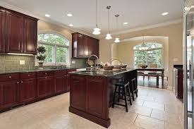 Kitchen Design Cherry Cabinets Cool Luxury Kitchen Design Ideas Custom Cabinets Part 48 Designing Idea