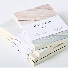 new note for silence sketchbook diary drawing 80 sheets creative notebook paper sketch book office