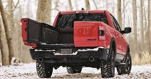 Ram shows off new truck tailgate
