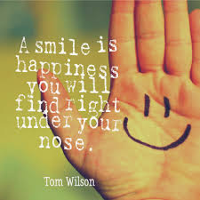 Quotes About Happiness And Smiling Impressive 48 Beautiful Smile Quotes With Funny Images Pinterest