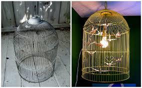 birdcage chandelier light ideas