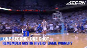 Austin Rivers Game Winner Over UNC ...
