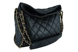 Black Quilted Ultimate Soft Luxe Chain Around Bag GHW & Chanel Black Quilted Ultimate Soft Luxe Chain Around Bag GHW Adamdwight.com