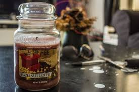 Image result for image yankee candle hazelnut coffee