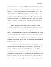example essay in mla format 19 example essay sample chicago style sample paper mla format