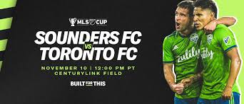 Toronto Fc Seating Chart 3d Seattle Sounders Set To Host Toronto Fc At Centurylink Field