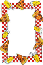 pizza party banner clipart. Pizza Party Google Search Borders For Paper And Frames Page To Banner Clipart