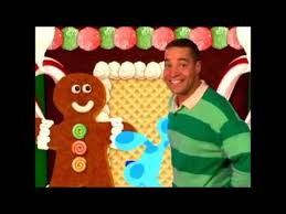 Blues clues gingerbread boy Blue Girl Magenta Blues Clues Uk How To Get To Gingerbread Boys House requested By My Buddy Benjamin Lucero Youtube Blues Clues Uk How To Get To Gingerbread Boys House requested