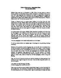 dulce et decorum est appreciation essay gcse english marked  page 1