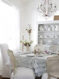 charming vintage style dining room