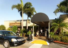 Entrance To The Chart House Restasurant In Melbourne Fl