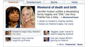 Amy Poehler Birth Plan Yahoo And Their Super Mean Jennifer Hudson Amy Poehler Headline