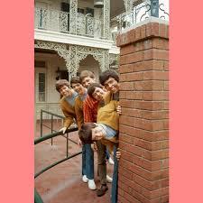 Osmond Brothers & Kurt Russell 1970 | Disneyland shows, The osmonds, Osmond