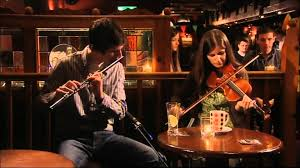 When irish eyes are smiling. Top Locations For Irish Trad Music A Little Campy