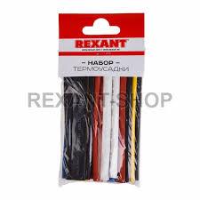<b>Rexant Набор термоусадочных трубок</b> №2 29-0102