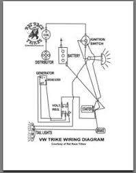 vw trike manual & dvd motorcycle design Vw Trike Wiring Diagrams VW Trike Frame Kits