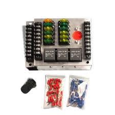 12v aftermarket fuse box universal car fuse block mgi speedware racing fuse block kit