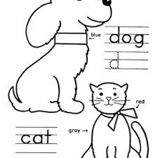 Small Picture 100 ideas Coloring Sheets Dogs And Cats on cleanrrcom
