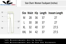 American Elm Womens Dark Grey Cotton Slim Fit Designer Track Pant Gym Wear Yoga Pant