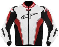 alpinestars gp tech leather jacket clothing jackets motorcycle white red black alpinestars gloves