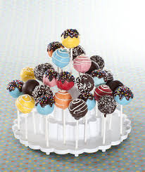 Amazon Nordic Ware Tiered Cake Pop Display Stand White