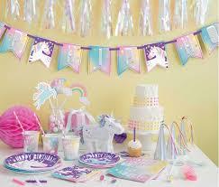 <b>Unicorn Party Supplies</b> - Walmart.com