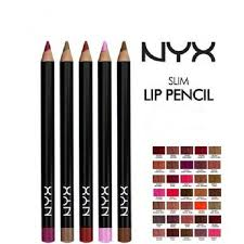 nyx cosmetics spl810 slim lip pencil