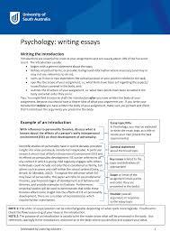 Introduction To Psychology Essay Psychology Example Essay April 2016 V2 Psy100 Usc Studocu