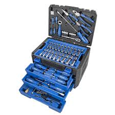 our home owners tool set with hard case is geared toward the diy mechanic and automotive enthusiast this 3 8 in drive general purpose tool set includes 43