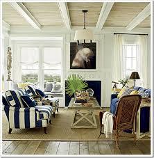 east beach coastal living room wide plank flooring