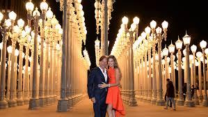 Lacmas Urban Light To Go Dark Hollywood Reporter