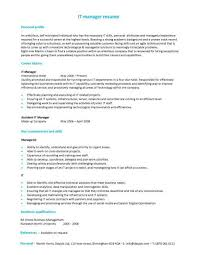 Resume Templates For Retail Management Positions Samples Position