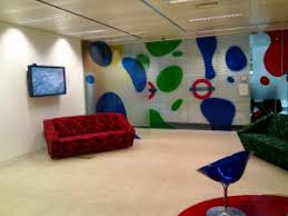 google office victoria. Google Victoria Office Space Seating Area A